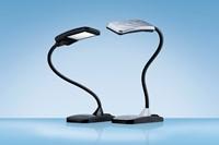 Bureaulamp Hansa ledlamp Twist zwart-1