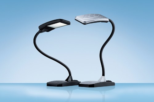 Bureaulamp Hansa ledlamp Twist zwart-3
