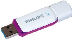 USB-stick 3.0 Philips Snow 64GB paars