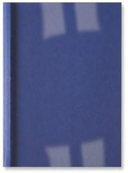 Thermische omslag GBC A4 300 linnen donkerblauw 100stuks