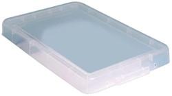 Deksel voor opbergbox Really Useful 440x710mm voor 50, 64 + 84 liter