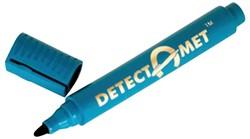 Viltstift detectie Detectamet whiteboard rond blauw