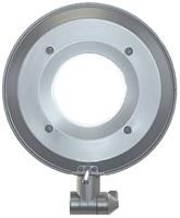Bureaulamp Maul Business ledlamp met voet zilvergrijs-3