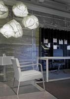 Bureau NPO Fyra vaste hoogte 200x100cm wit frame wit blad-1
