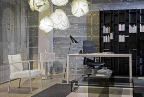 Bureau NPO Fyra vaste hoogte 180x80cm wit frame wit blad-2