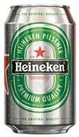 Bier Heineken blikje 0.33l-3