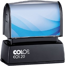 Tekststempel colop printer 20 zelfinkt rechthoek