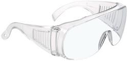 Veiligheidsbril Univet 520 overzet glashelder
