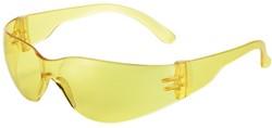 Veiligheidsbril Univet 568 geel