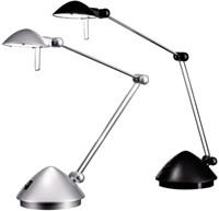Bureaulamp Hansa led Madrid zwart
