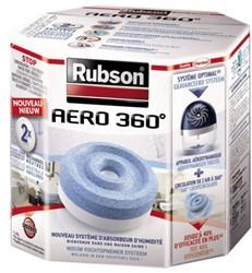 Vochtopnemer Rubson Aero 360 navulling