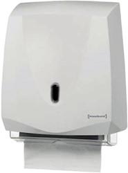 Dispenser Primesource handdoek Classic wit