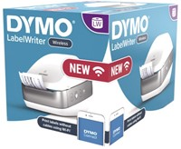 Labelwriter Dymo draadloos wit-8