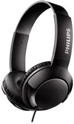 Hoofdtelefoon Philips on ear SHL3070BK zwart