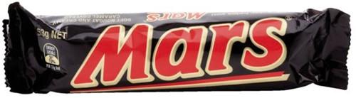 Mars repen single 51gr 32 stuks-1