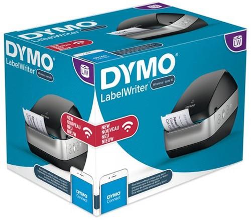 Labelwriter Dymo draadloos zwart-5