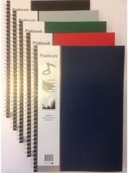 Plakboek Papyrus 400x280mm 40vel assorti