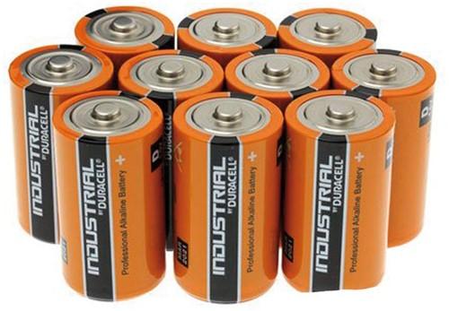 Batterij Industrial D alkaline doos à 10 stuks-3