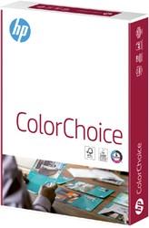 Kleurenlaserpapier HP Color Choice A4 160gr wit 250vel