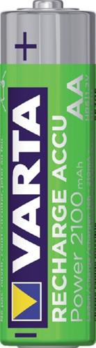 Batterij oplaadbaar Varta ready2use 4xAA 2100mAh-2