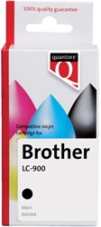 Inkcartridge Quantore Brother LC-900 zwart