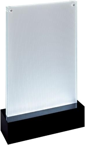 Tafelstandaard Sigel LED A5 150x250x45