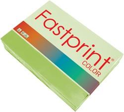 Kopieerpapier Fastprint A3 80gr helgroen 500vel