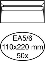 Envelop Quantore excellent bank EA5/6 110x200 100gr wit