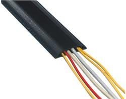 Kabelgeleider Flexibel 150cm zwart