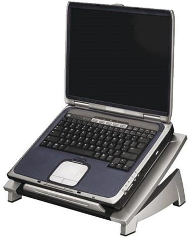 Laptopstandaard Fellowes Office Suites zwart/grijs