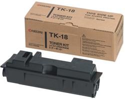 Toner Kyocera TK-18 zwart