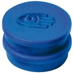 Magneet Legamaster 20mm 250gr blauw
