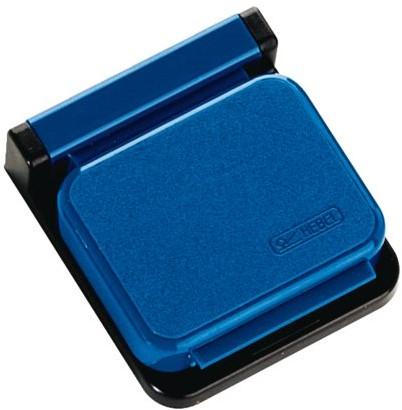 Klemboy Hebel magnetisch zelfklevend blauw