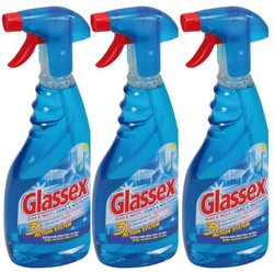 Glasreiniger Glassex 750ml