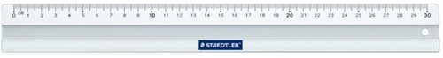 Liniaal Staedtler 563 300mm metaal