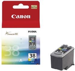 Inkcartridge Canon CL-38 kleur