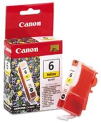 Inkcartridge Canon BCI-6 geel