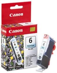Inkcartridge Canon BCI-6 foto lichtblauw