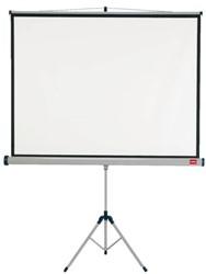 Projectiescherm Nobo statiefscherm 150x113.8cm
