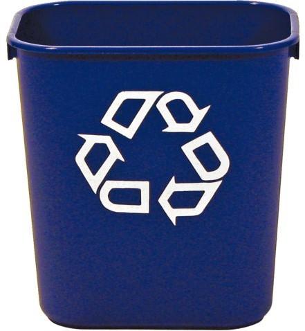 Afvalbak blauw 26liter-3
