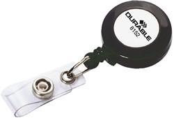 Afrolmechanisme Durable 8152 met drukknop 80cm antraciet