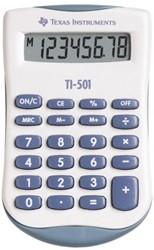 Rekenmachine TI-501