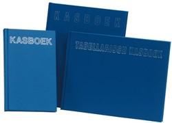 Kasboek gebonden 205x165mm 96blz met 1 kolom