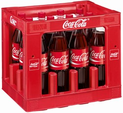 Coca Cola krat 24 flesjes 0,20  Coca Cola krat 24 flesjes 0,20